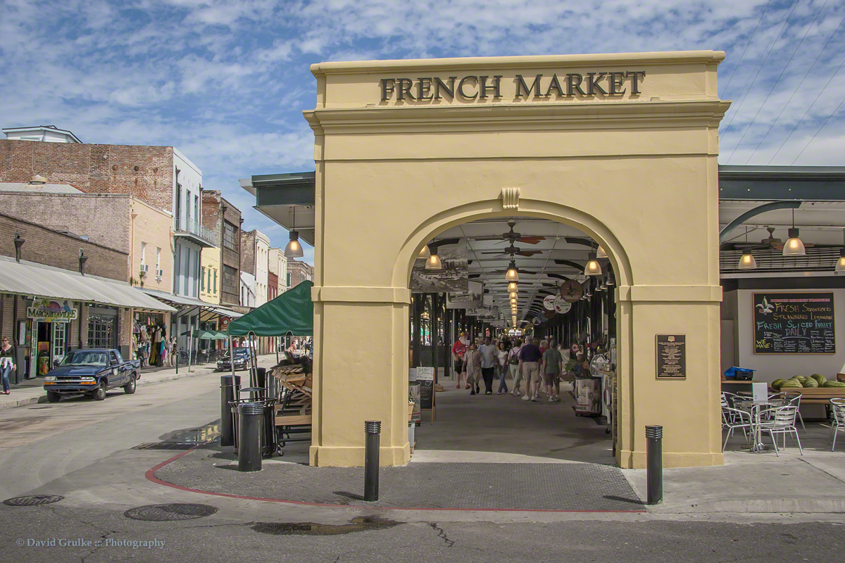 French market new orleans for K kitchen french market